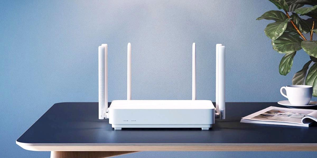 Router Redmi AX6