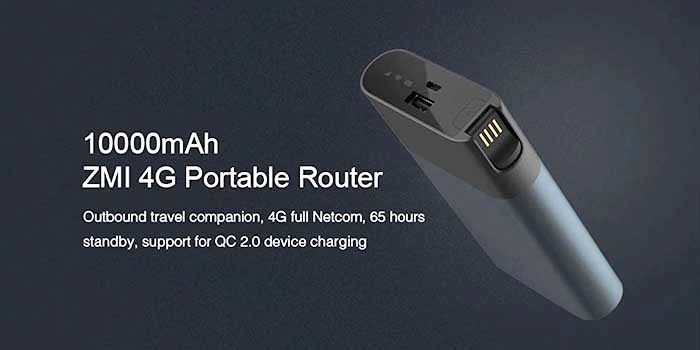 Router Xiaomi 4G portable