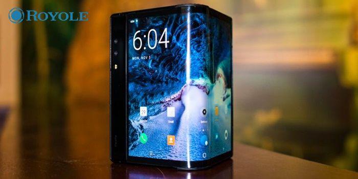 Royole Flexpai primer smartphone plegable