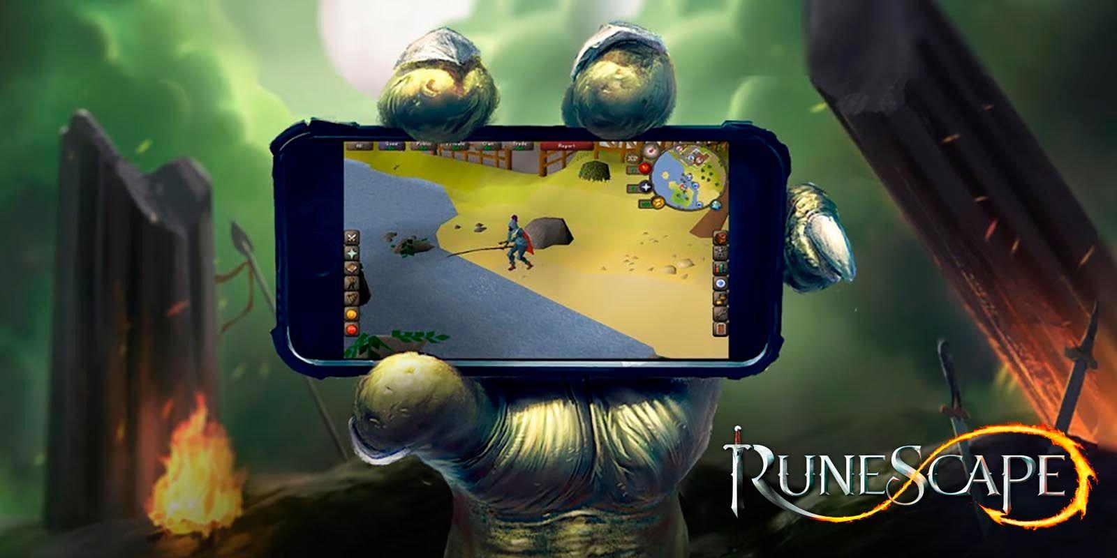 RuneScape problema iniciar sesion solucion Android