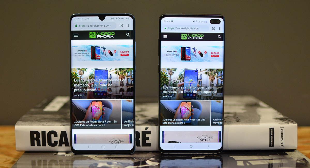 S10 Plus vs P30 Pro Androidphoria