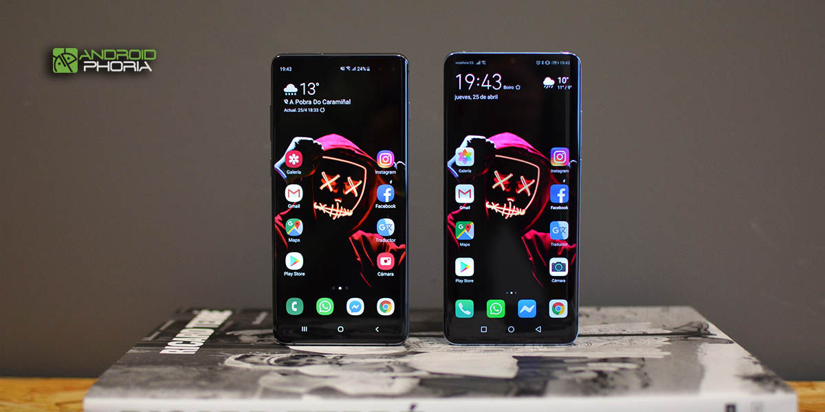 S10 Plus vs P30 Pro comparativa