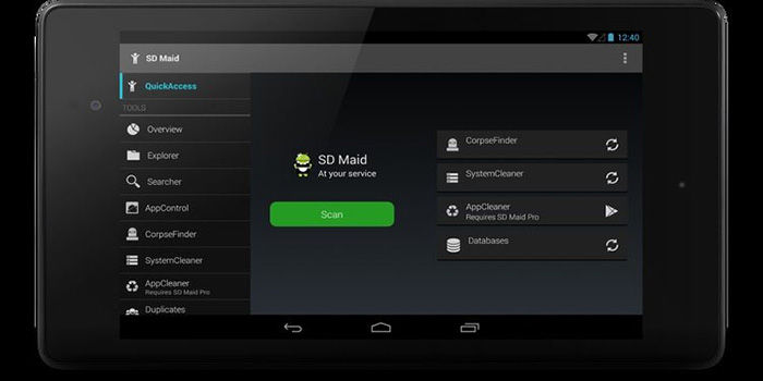 SD Maid System Cleaning Tool para Android