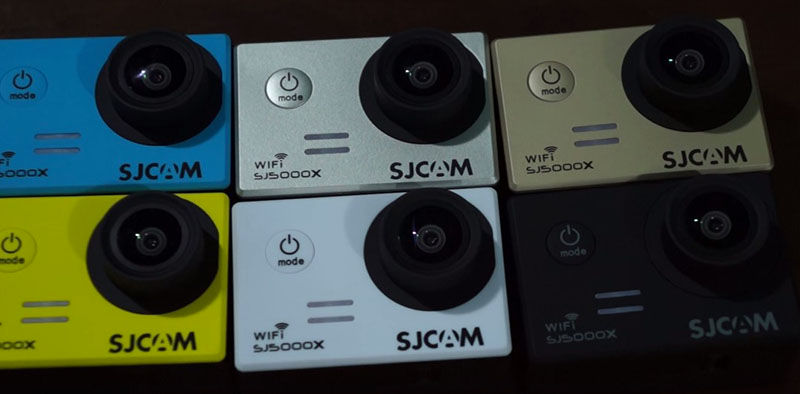 SJCAM SJ5000X 2K