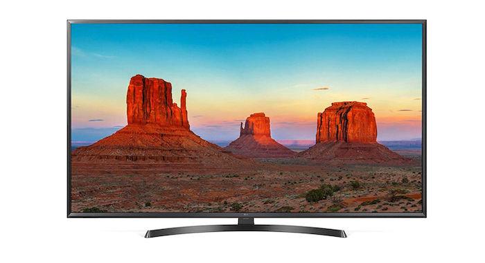 SMART TV 4K 49 pulgadas LG