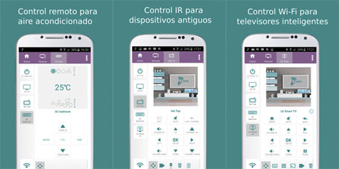 SURE Universal Remote para Android