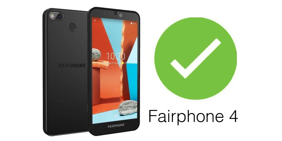 Sabemos que el nuevo smartphone Fairphone 4 tendrá conexión 5G y sistema operativo Android 11