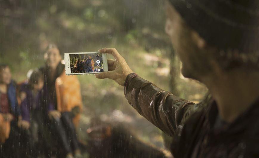Sacar fotos bajo el agua con Sony Xperia Z