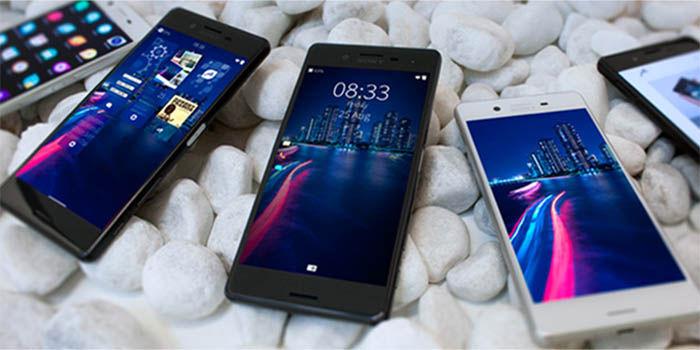 Sailfish X en el Sony Xperia X
