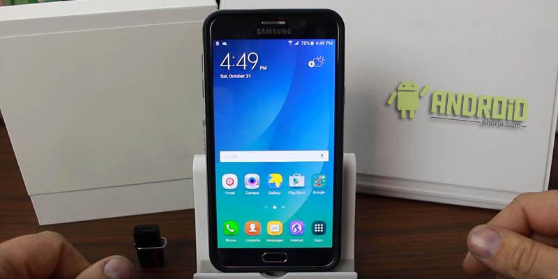 Saltar protección Hard Reset Galaxy S6