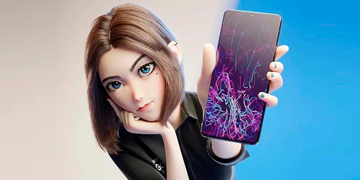 Sam asistente virtual de Samsung