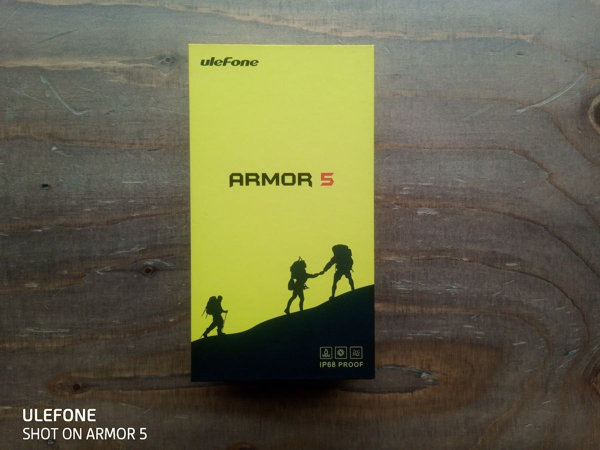 Samples camera Ulefone Armor 5 4