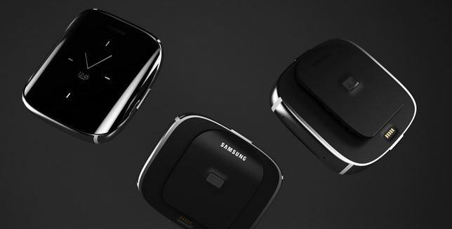 Samsung Edge Smartwatch