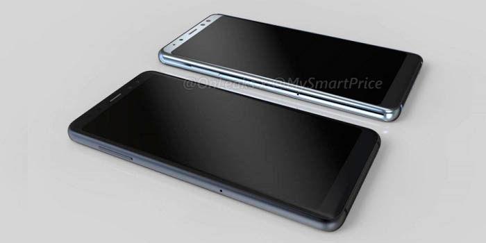 Samsung Galaxy A7 2018 filtraciones