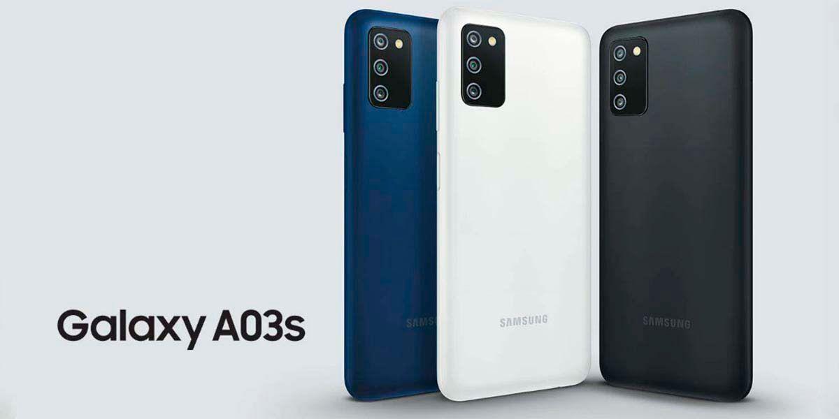 Samsung Galaxy A03s características precio