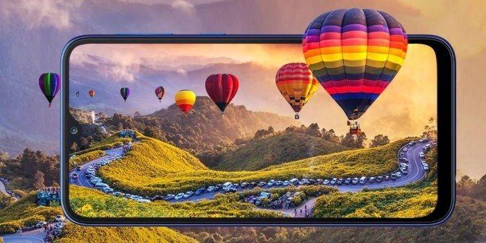 Samsung Galaxy A10 el mejor diseño