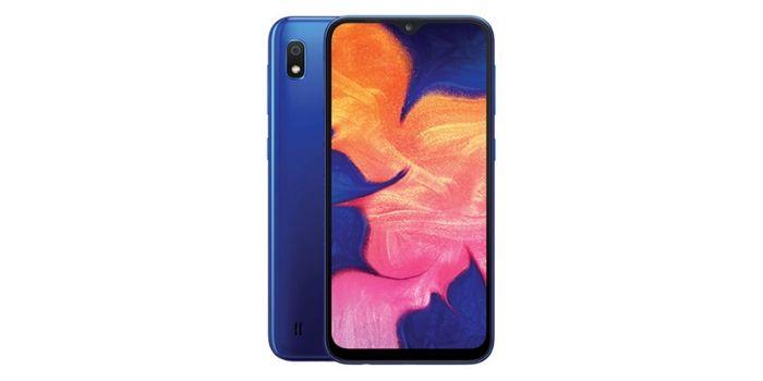 Samsung Galaxy A10 gama baja