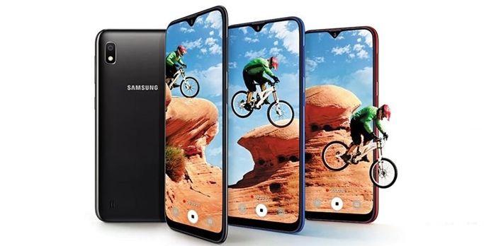Samsung Galaxy A10 potencia