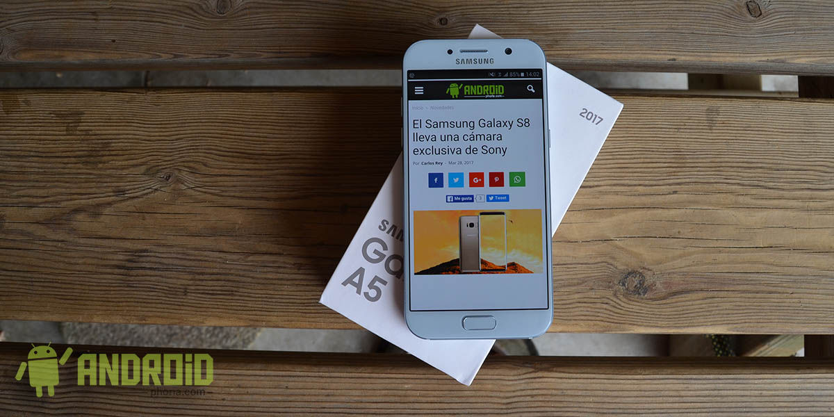 Samsung Galaxy A5 2017 Analisis
