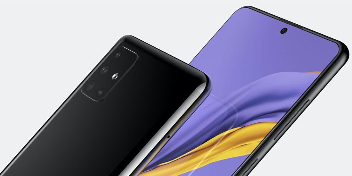 Samsung Galaxy A51 especificaciones y diseno filtrados