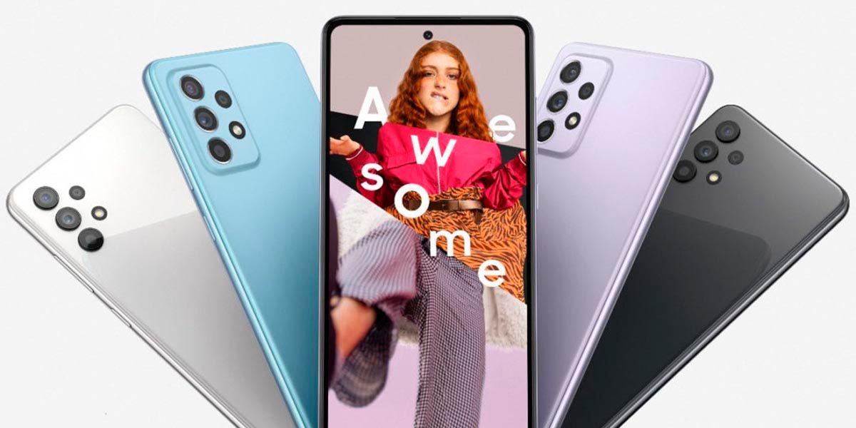 Samsung Galaxy A52s precio y especificaciones