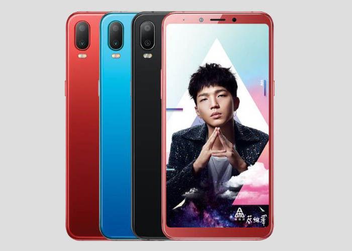 Samsung Galaxy A6s china