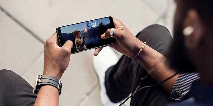 Samsung Galaxy A8 2018 lanzamiento europa