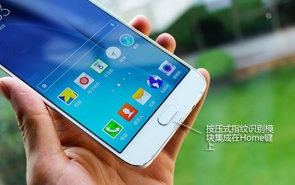 Samsung Galaxy A8 diseño