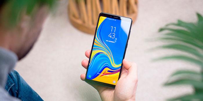 Samsung Galaxy A8 y Galaxy A9 2018 actualiza Android 9 Pie