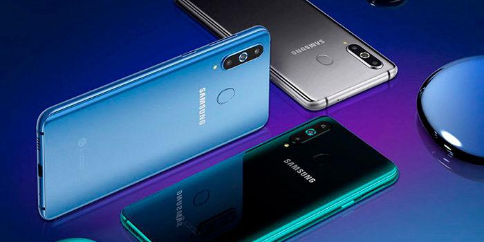 Samsung Galaxy A8s especificaciones