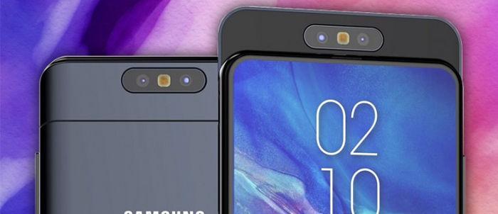 Samsung Galaxy A90 camaras