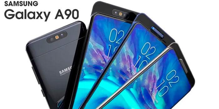 Samsung Galaxy A90 especificaciones