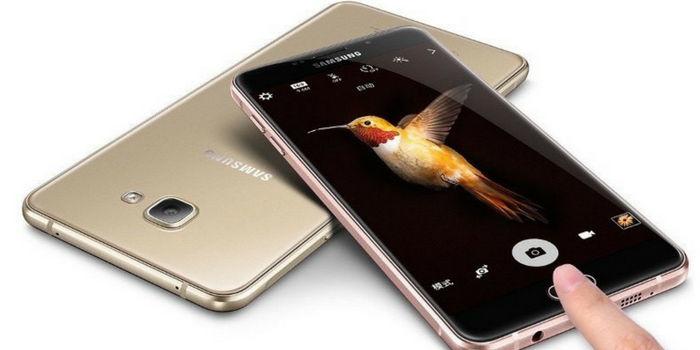 Los nuevos Samsung Galaxy C tendrán cámara dual
