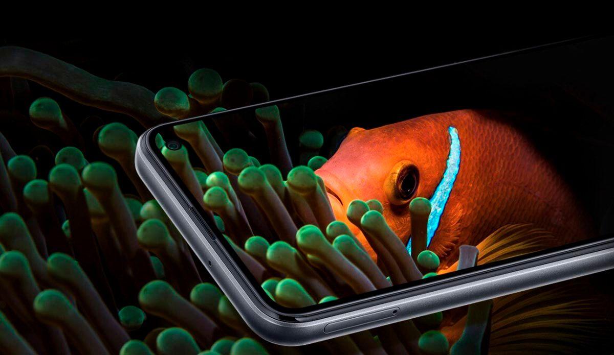 Samsung Galaxy F52 camaras