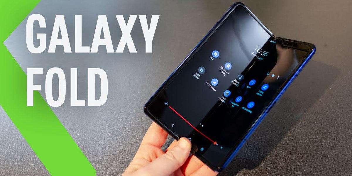 Samsung Galaxy Fold saldra el 6 de septiembre