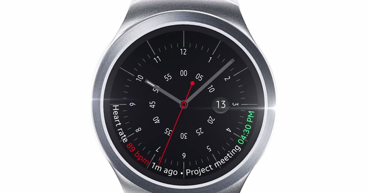 Samsung Galaxy Gear S2 trailer