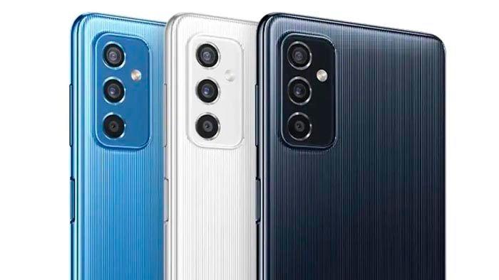 Samsung Galaxy M52 camaras