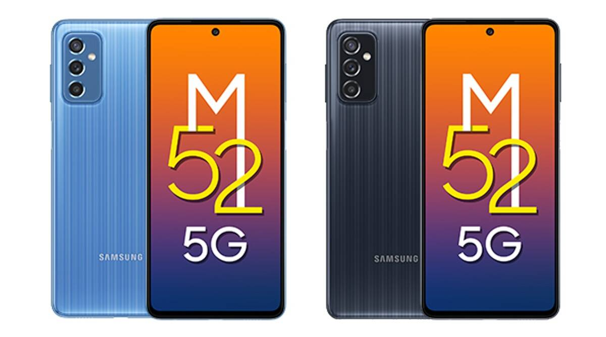 Samsung Galaxy M52 precio y fecha de lanzamiento