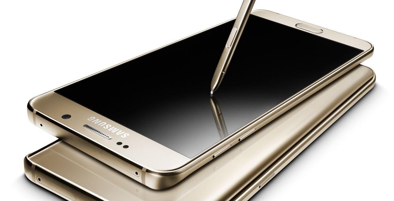 Samsung Galaxy Note 5 Problema