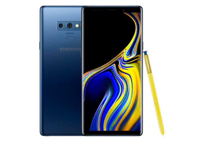 Samsung Galaxy Note 9 vs Huawei Mate 20