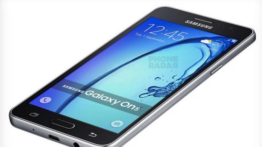 Samsung Galaxy On5 y Galaxy On7 especificaciones, lanzamiento y precio
