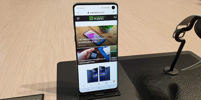 Samsung Galaxy S10 5G fecha de lanzamiento
