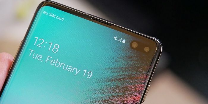 Samsung Galaxy S10 Notch 2