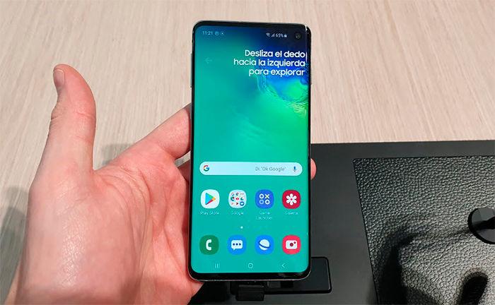 Samsung Galaxy S10 Plus comparativa procesadores