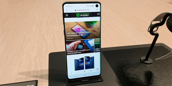 Samsung Galaxy S10 Plus procesadores