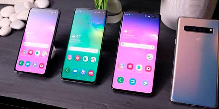 Samsung Galaxy S10+ problemas de senal