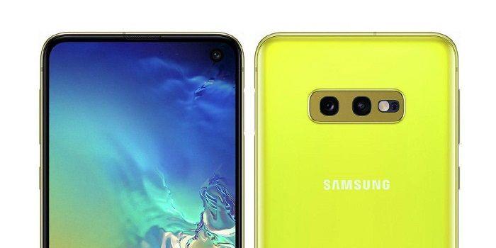 Samsung Galaxy S10e Destacada