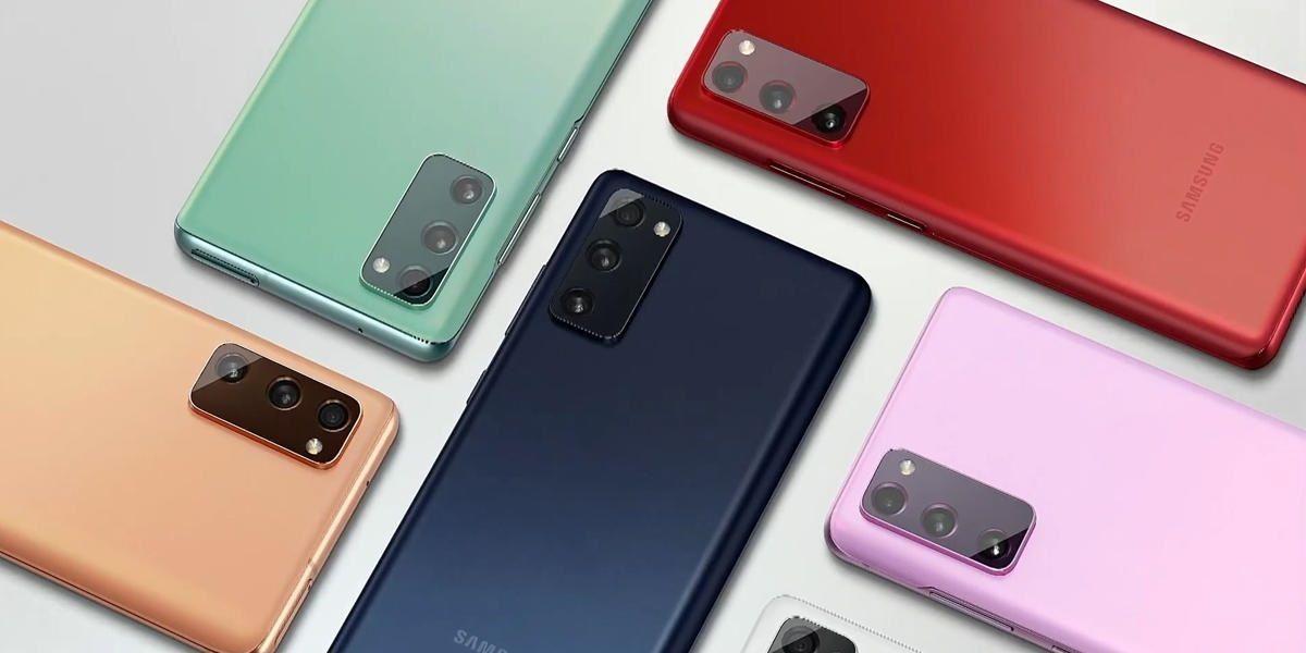 Samsung Galaxy S21 FE filtración