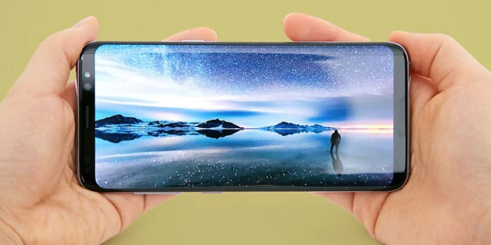 Samsung Galaxy S8 Imagen