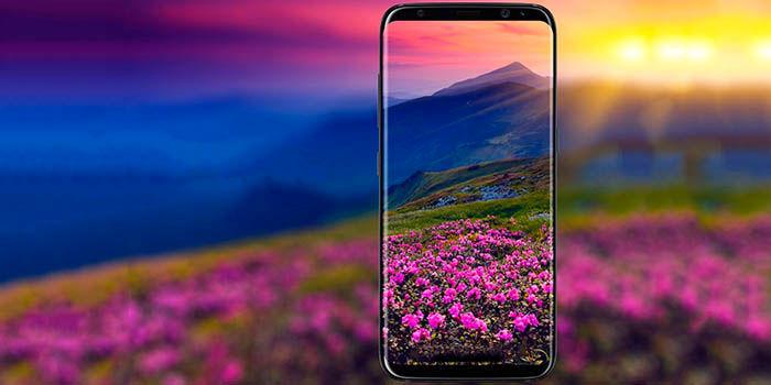 Samsung Galaxy S8 impresionante